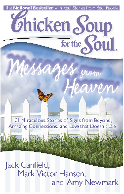 Nellie Walter Chicken Soup For The Soul Messages From Heaven Book